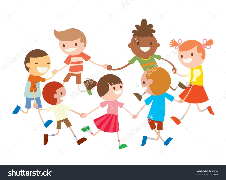 Kids Dance Party Clip Art dancing stock vectors & vector clip art ...
