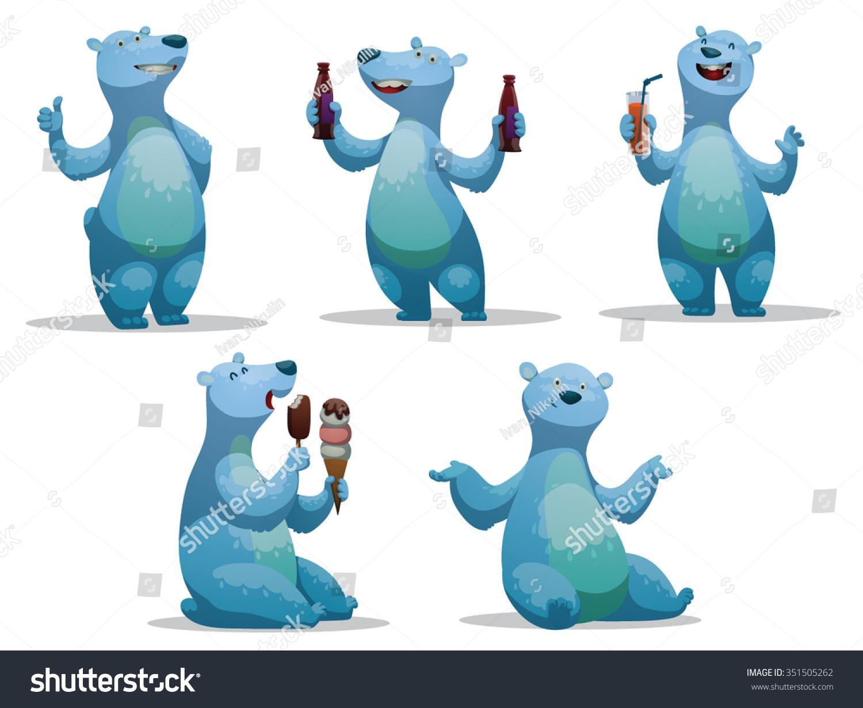 polar bear cartoon funny wwwpixsharkcom images