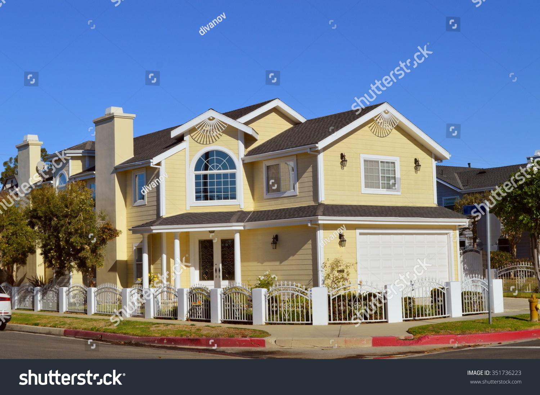 California dream houses estates playa del stock photo for California dream house