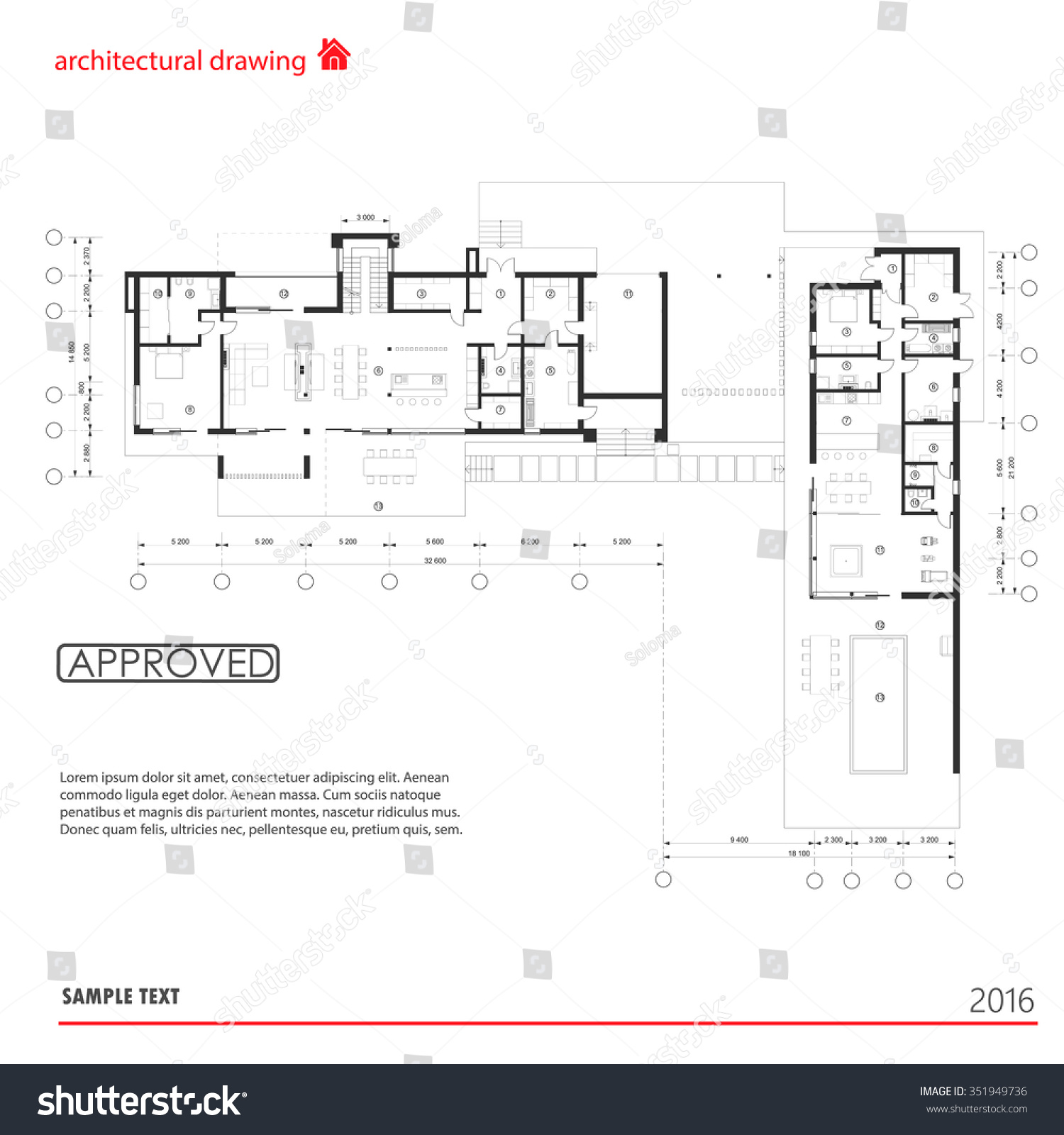 architectural drawings. Architectural Drawing, Plan, Background. Theme. Working Drawings