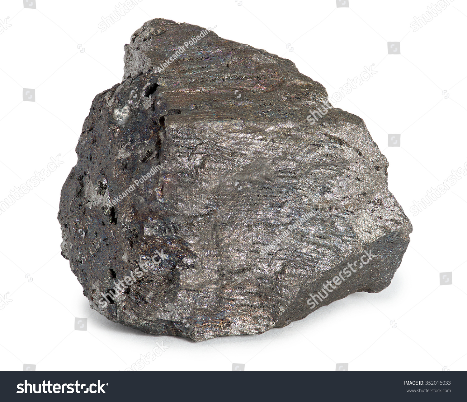metallic minerals What is the difference between metallic and non-metallic minerals metallic minerals are quite ductile non-metallic minerals are not ductile and can be.