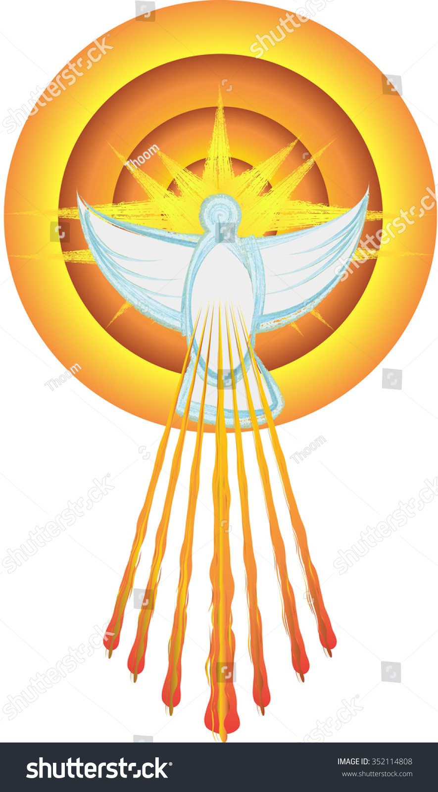 Symbol For Holy Spirit