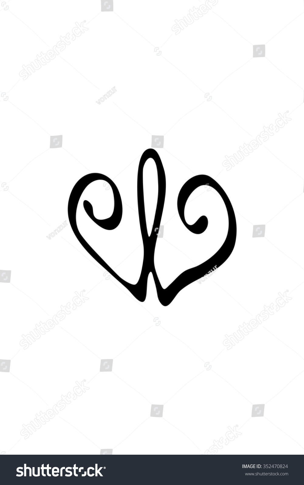 Zibu angelic symbols used connect love stock vector 352470824 zibu angelic symbols used to connect with the love inspiration and healing energy of the biocorpaavc Image collections