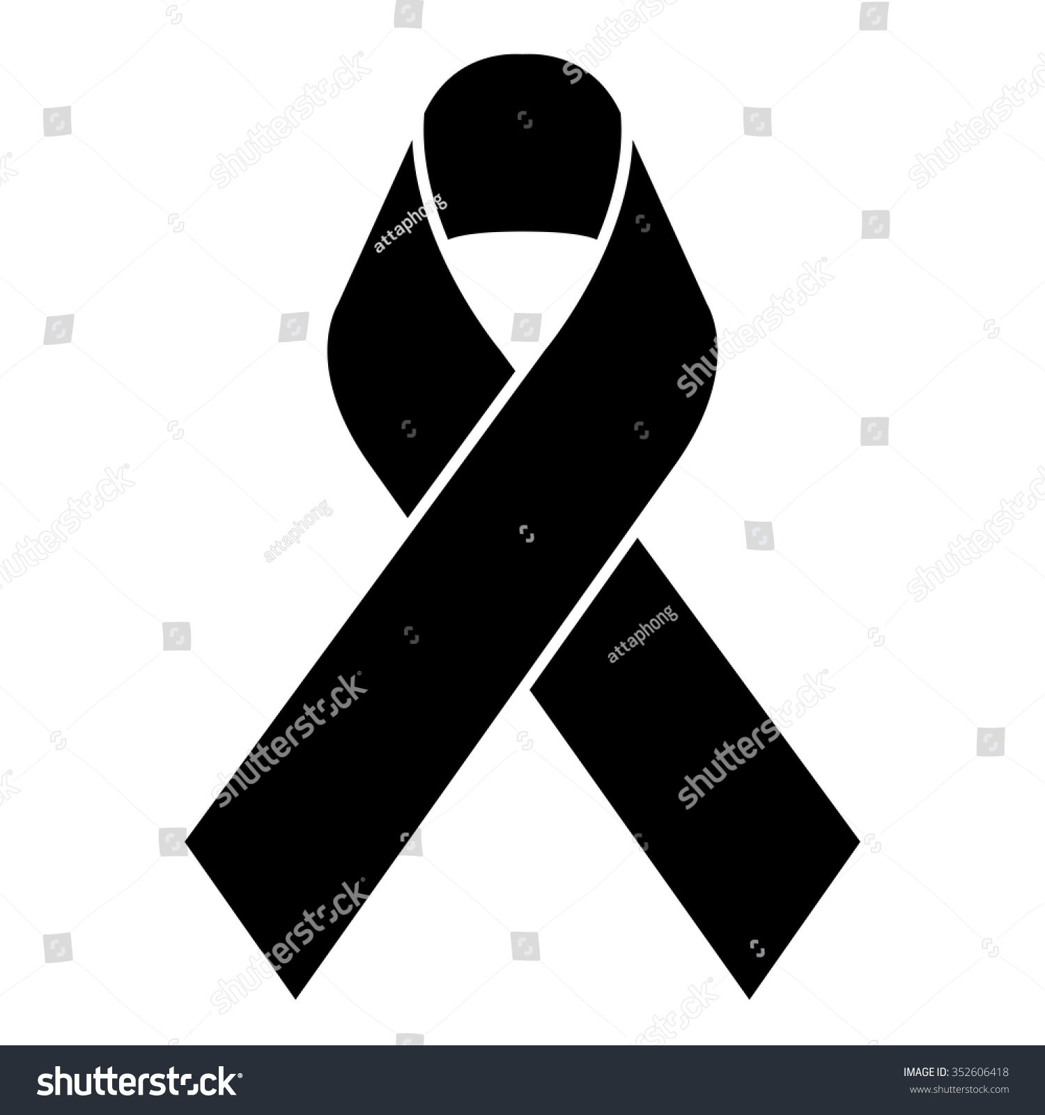 awareness ribbons vector art stock vector royalty free 352606418 rh shutterstock com Awareness Ribbon EPS Transparent Background Awareness Ribbons Us