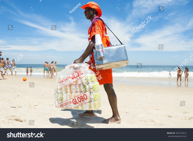 2951dc545057f RIO DE JANEIRO BRAZIL JANUARY 24 Stock Photo (Edit Now) 352753415 ...
