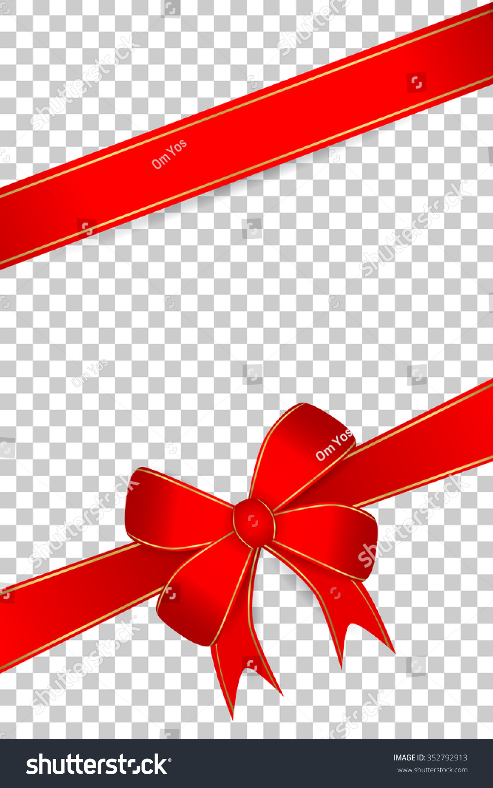 Free Paper Bow Template Bows Printable Templates Coloring