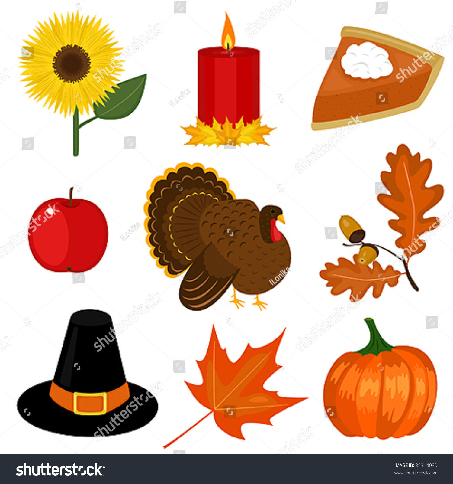 thanksgiving day clipart stock vector 35314030 shutterstock rh shutterstock com clipart for thanksgiving day thanksgiving day animated clipart