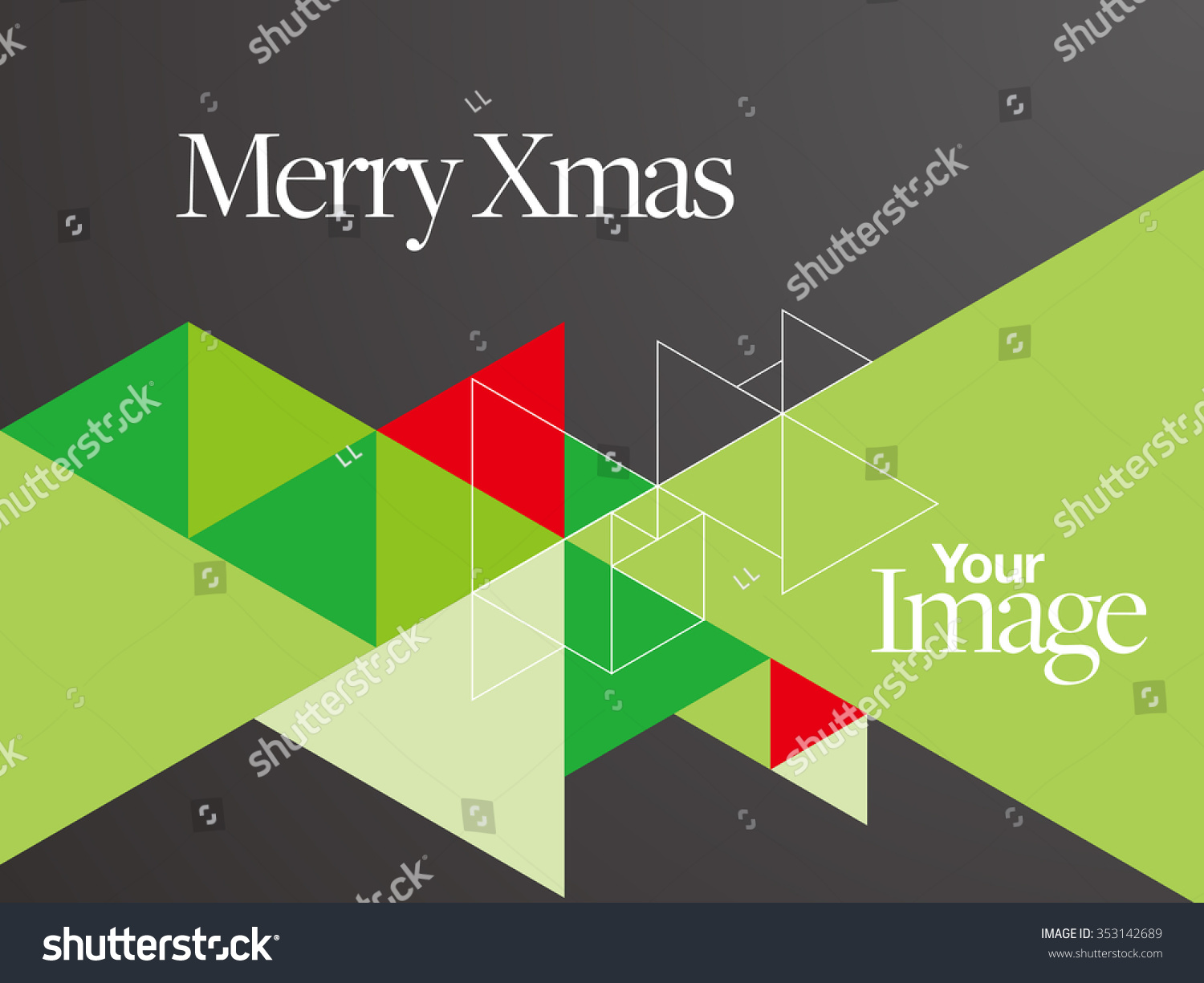 Vector brochure greeting card tv show layout design for Find and design tv show