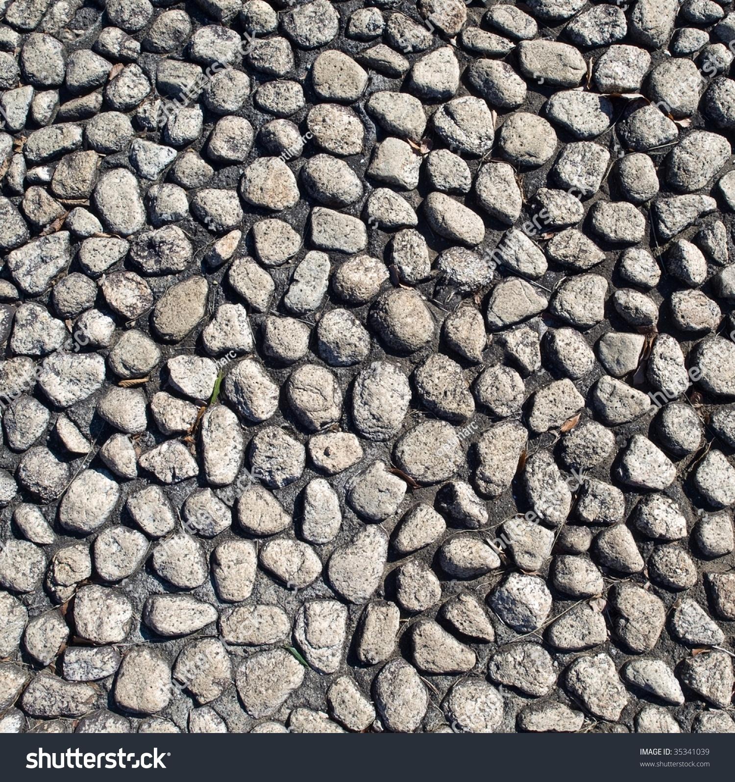 White cobblestone texture stock photo 35341039 shutterstock for Cobblestone shutters