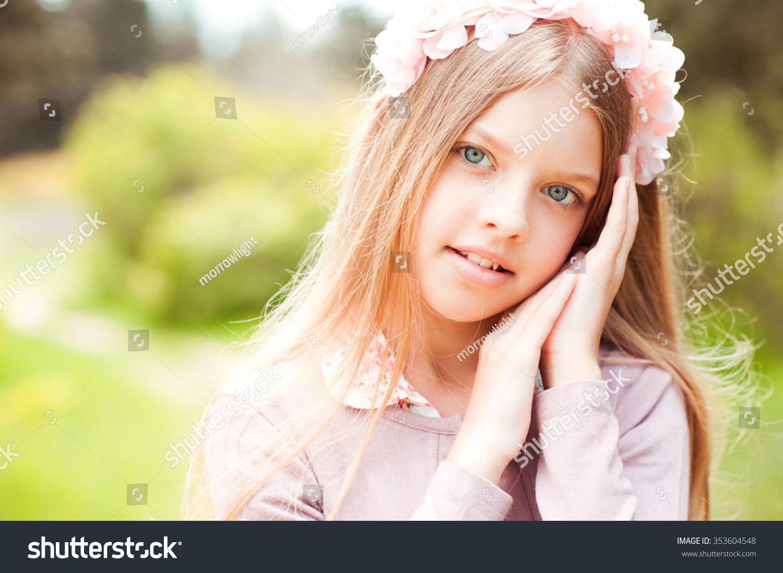 Blonde teen models pics pictuer