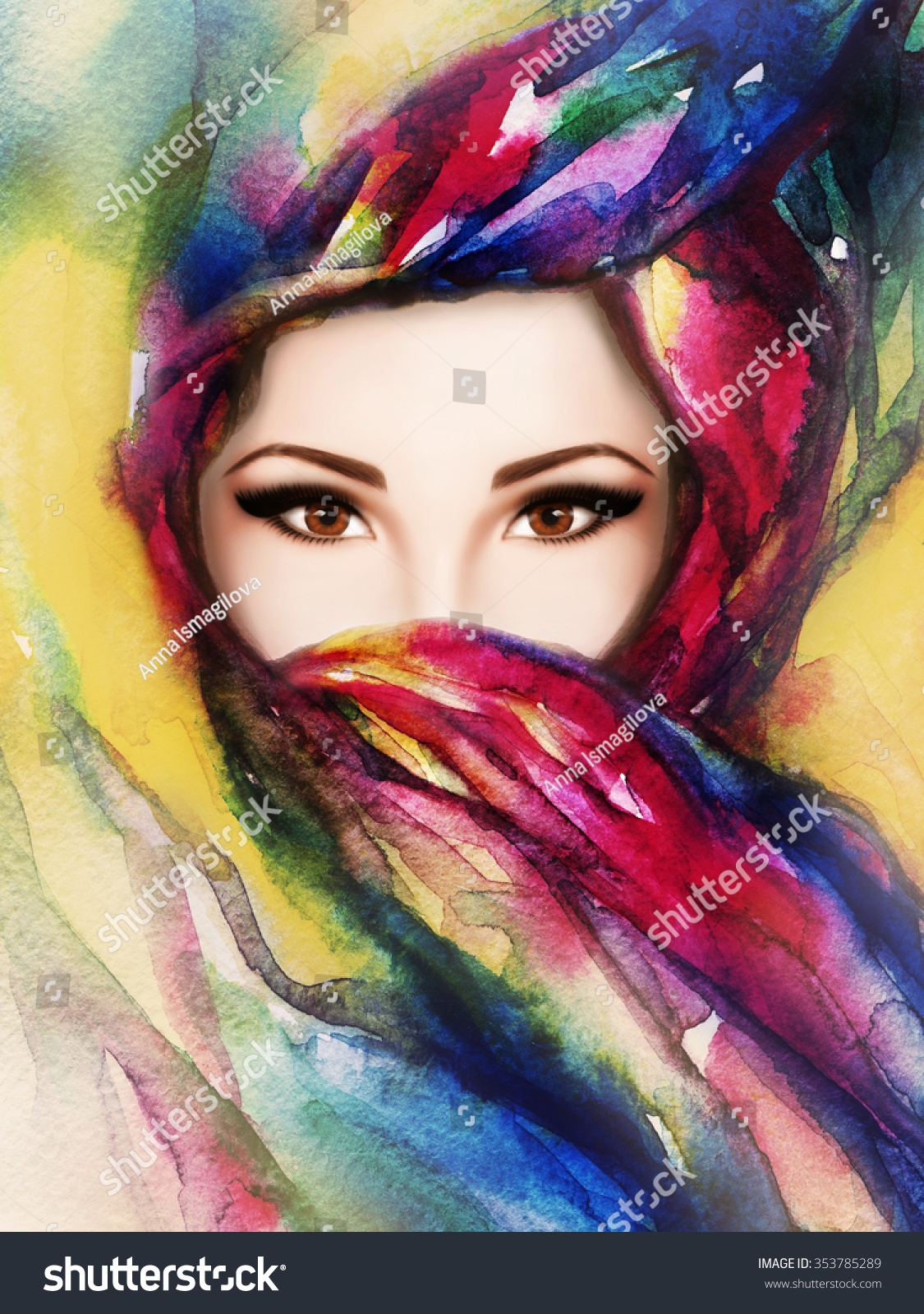 Beautiful Woman Fashion Art Beautiful 85