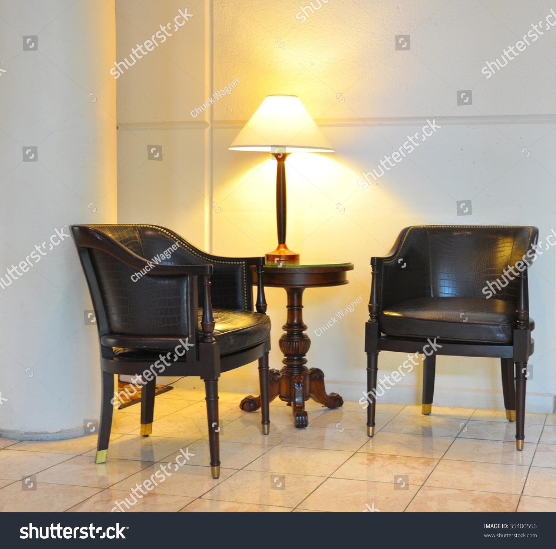 Interior sitting room stock photo 35400556 shutterstock - Interior sitting rooms ...