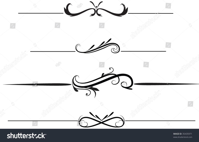 Elegant lines - photo#22