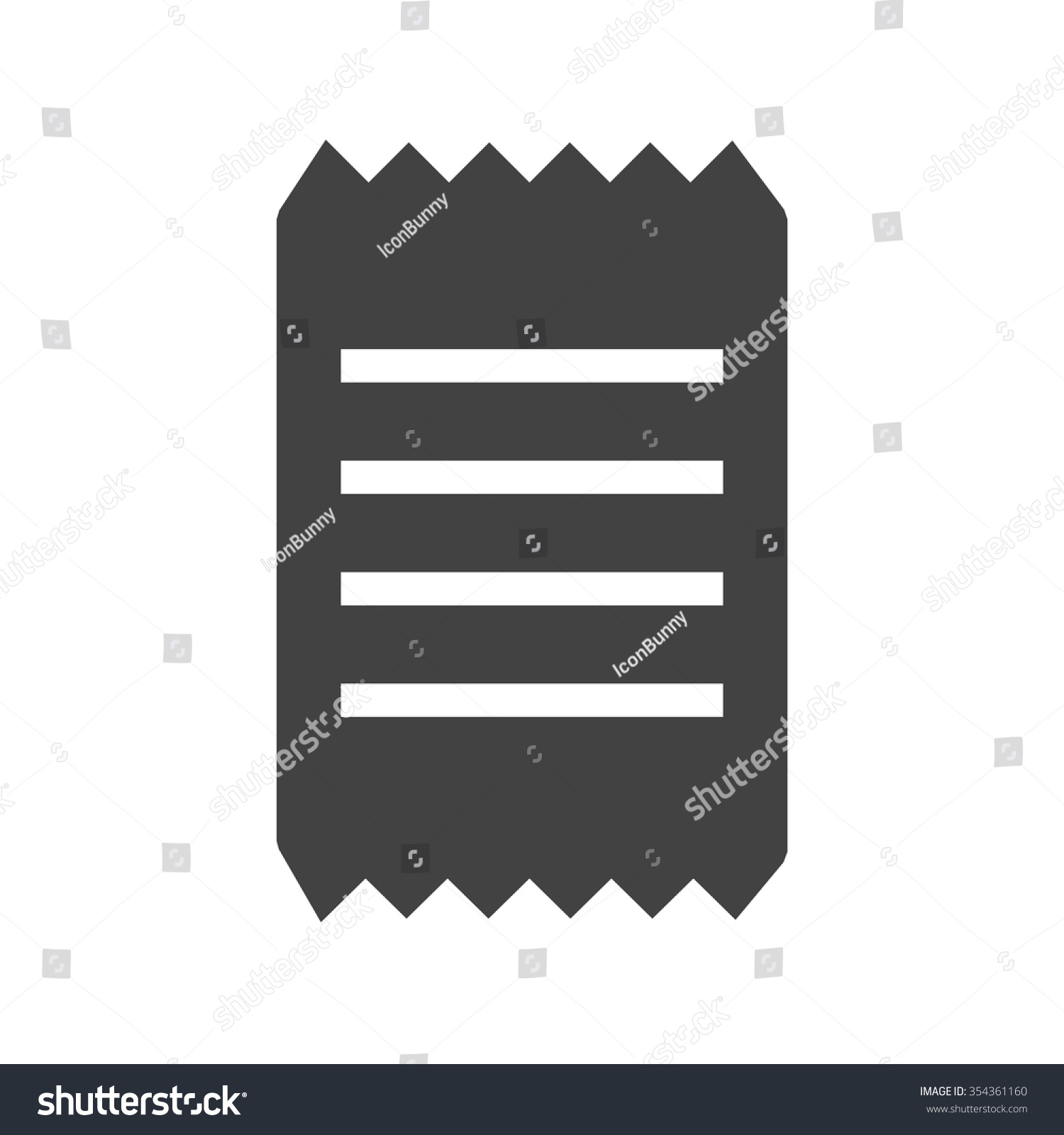 Amazon Gift Receipts Excel Receipt Invoice Bill Icon Vector Image Stock Vector   Carbon Receipt Book with Invoice Model Pdf Receipt Invoice Bill Icon Vector Image Can Also Be Used For Material  Design Invoice Template For Excel 2010 Pdf