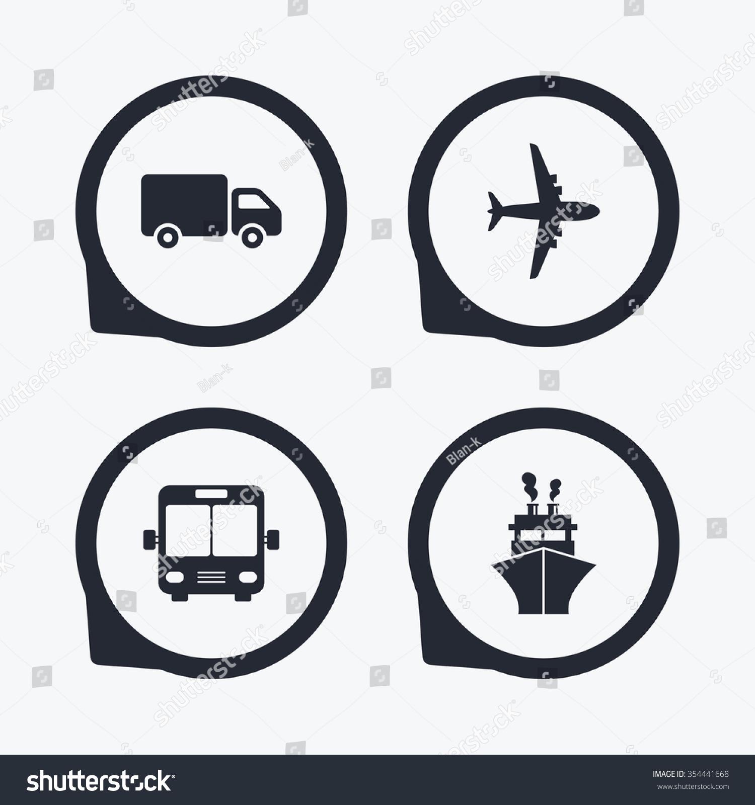 Big Trucks Symbols