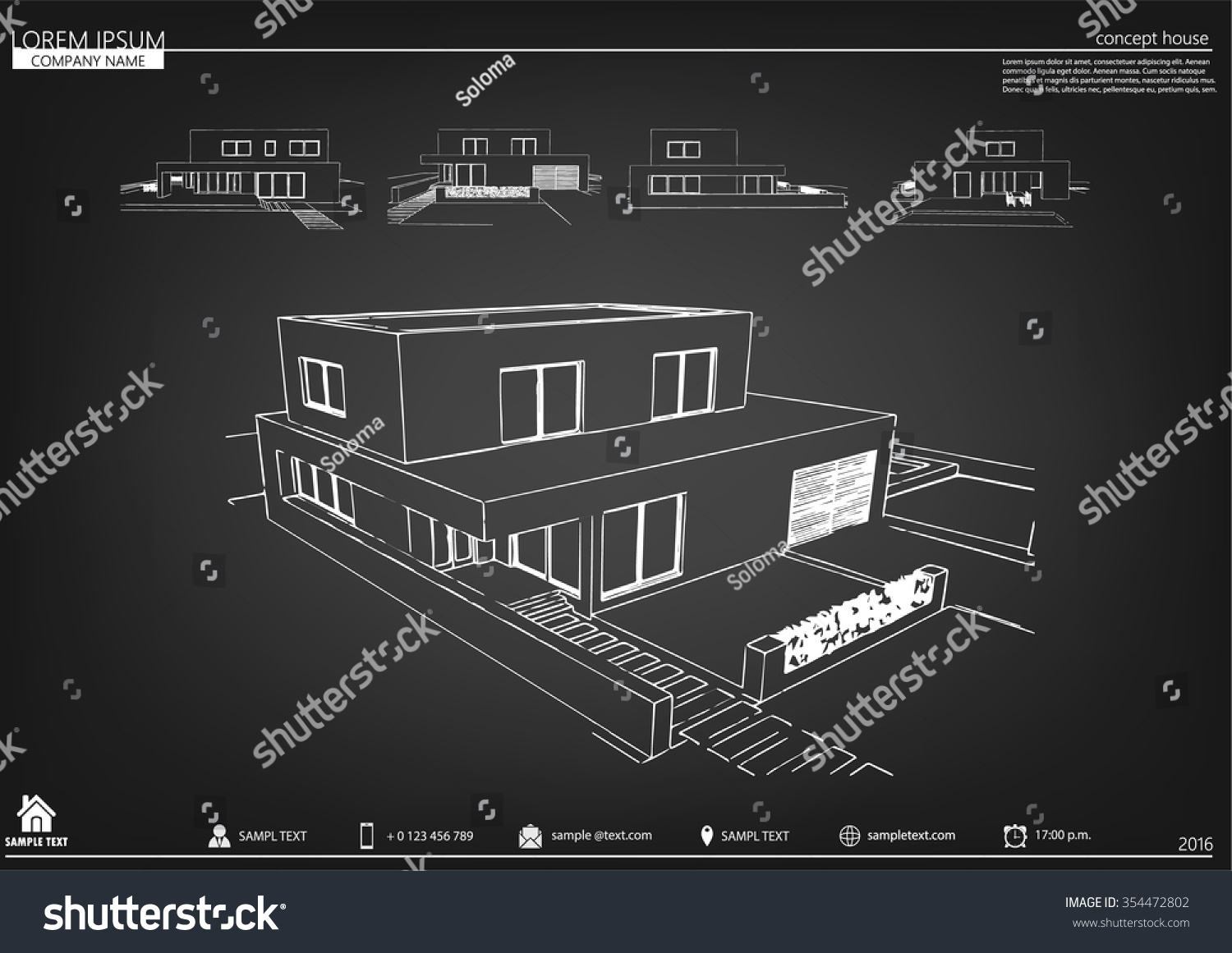 Wireframe blueprint drawing 3 d building vector stock photo photo wireframe blueprint drawing of 3d building vector architectural template background architectural drawing architectural malvernweather Image collections