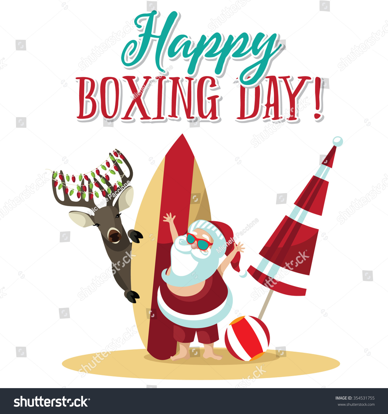 2019 year for girls- Cartoon day Boxing pictures
