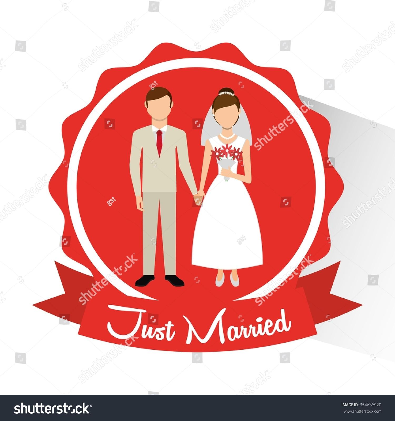 Wedding Invitation Design Vector Illustration Eps 10 Stock Vector HD ...