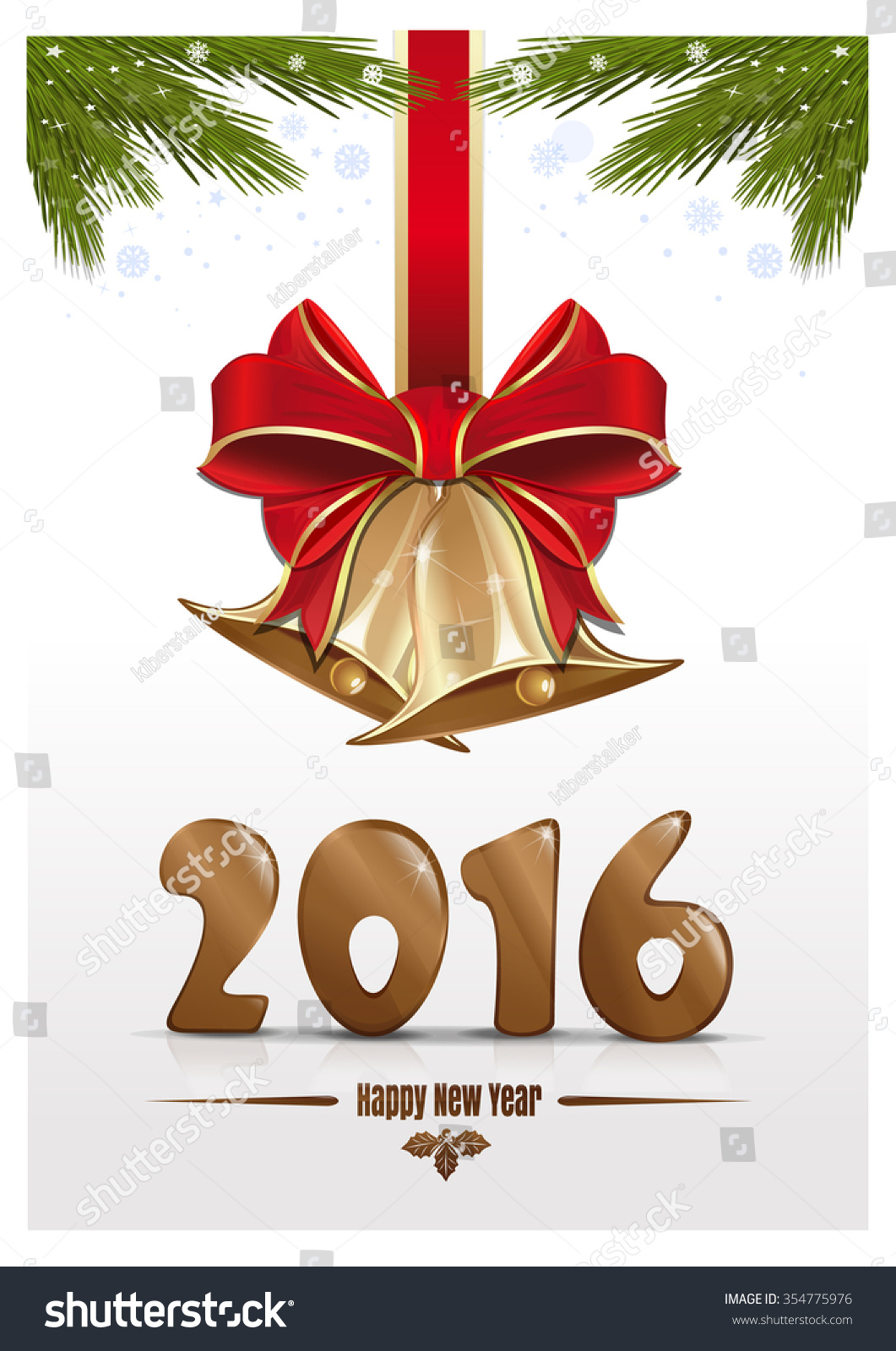 New years bells images happy year free