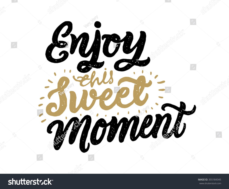 Enjoy This Sweet Moment Handlettering Handmade Stock. Tricorn Logo. Handicap Sign For Car. Accident Signs. Bones Logo. Easy Tree Murals. Hindi Diwas Logo. Festival Lettering. Woven Stickers