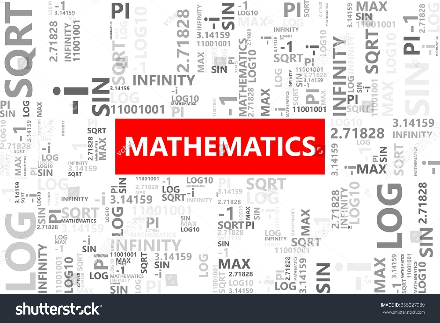 Mathematics word tag cloud math symbols stock vector 355227989 mathematics word in tag cloud math symbols concept vector graphics biocorpaavc Images