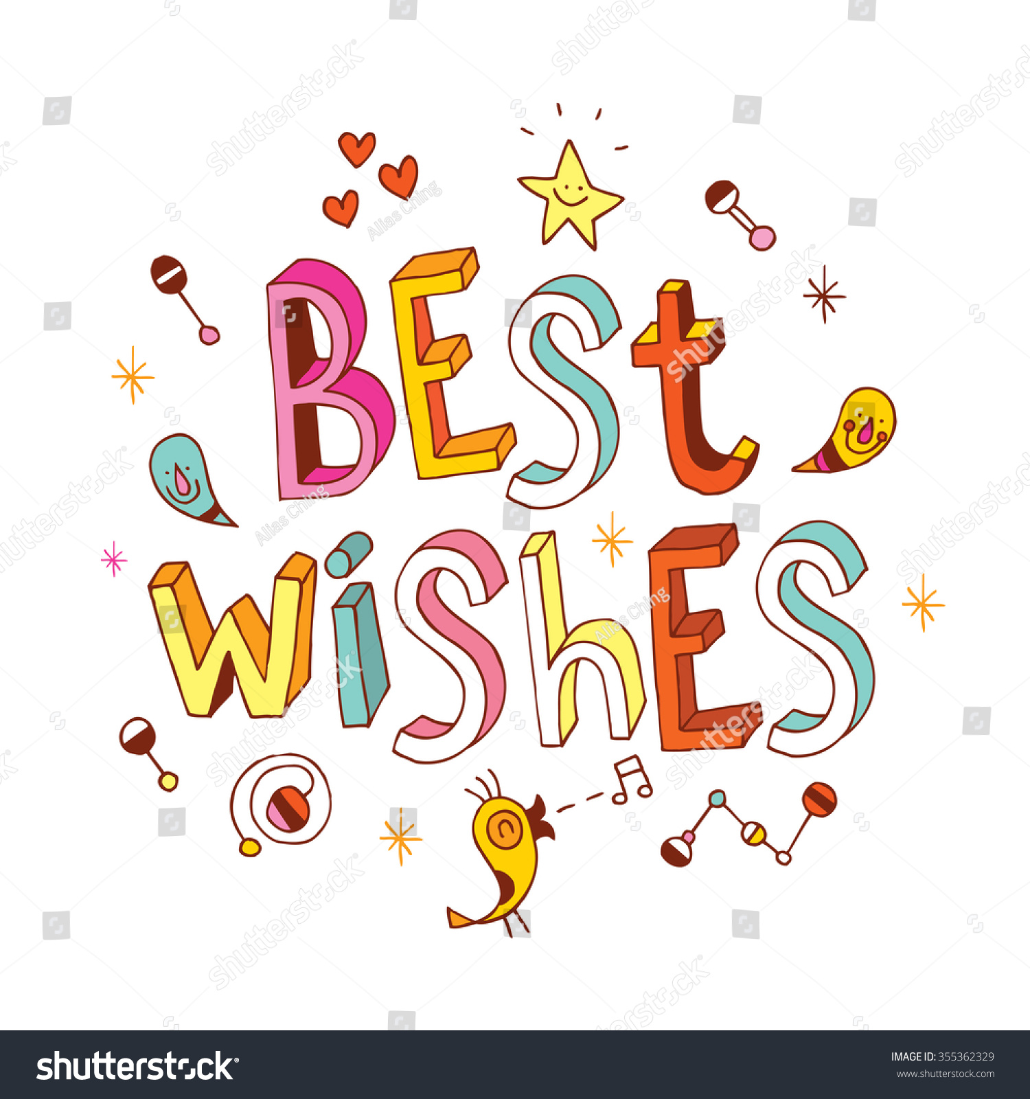 Best Wishes Phrases