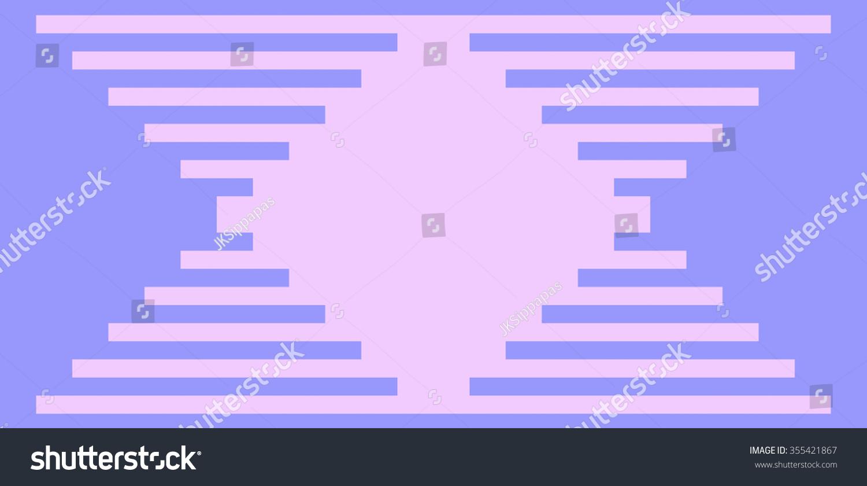 Rose Quartz Serenity Color Pattern Background Stock Illustration
