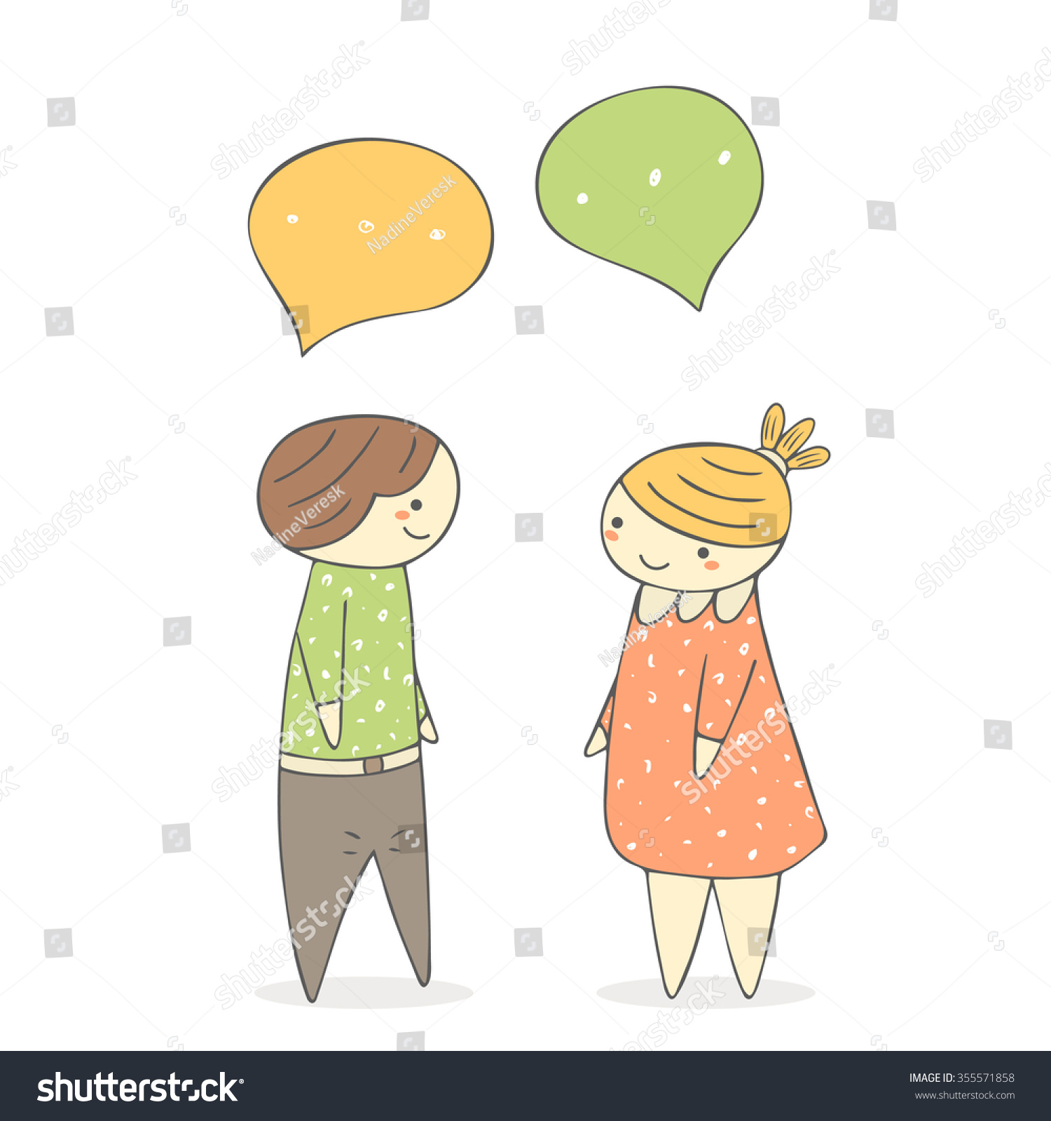 conversation between two girls Its a general conception that girls talk about a guy but it doesn't happen girls  cannot stick to a topic for longer time, so they talk about guys.