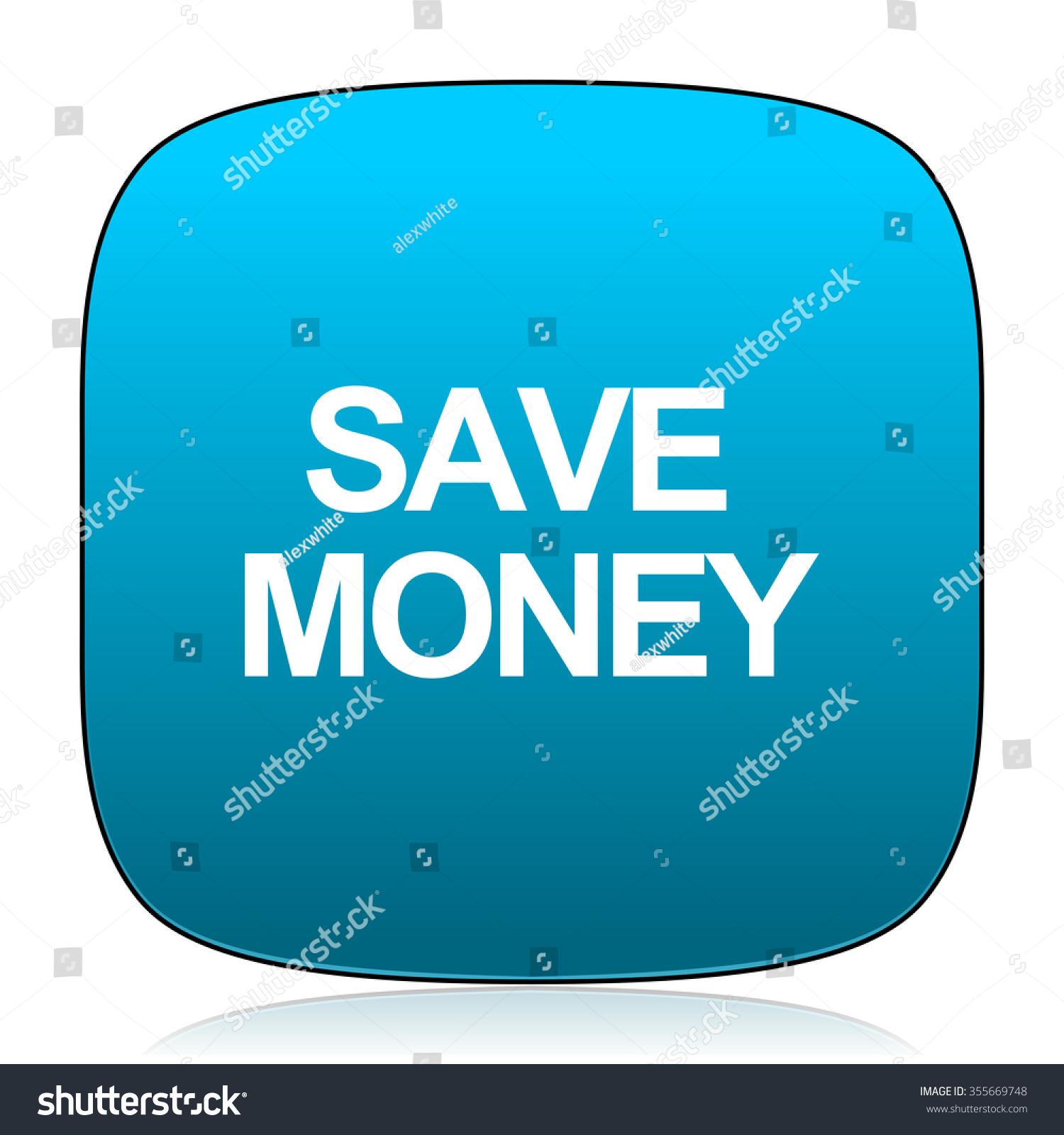 Royalty-free Save mone...