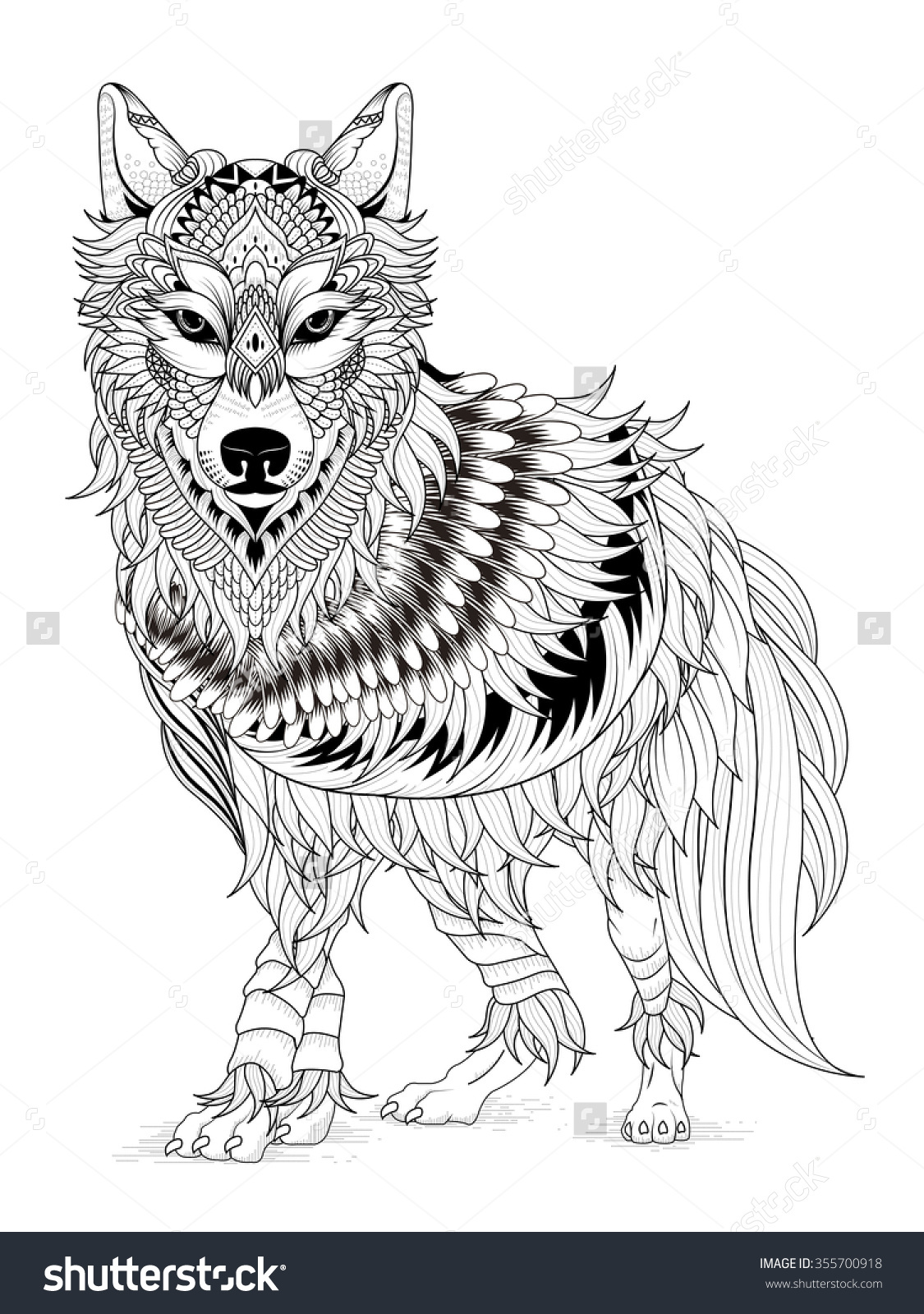 Coloring Pages Free Printable Wolf Coloring Pages wolf coloring pages futpal com page free printable for kids 3783