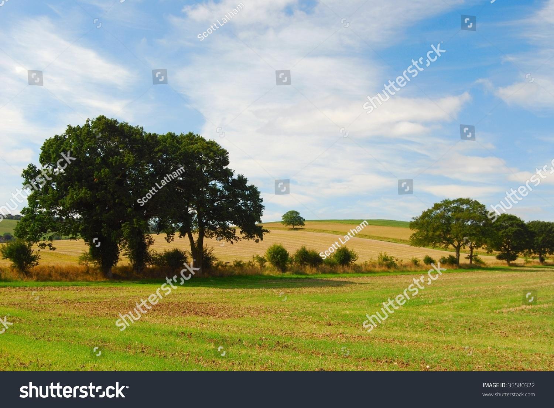 english countryside landscape old - photo #38