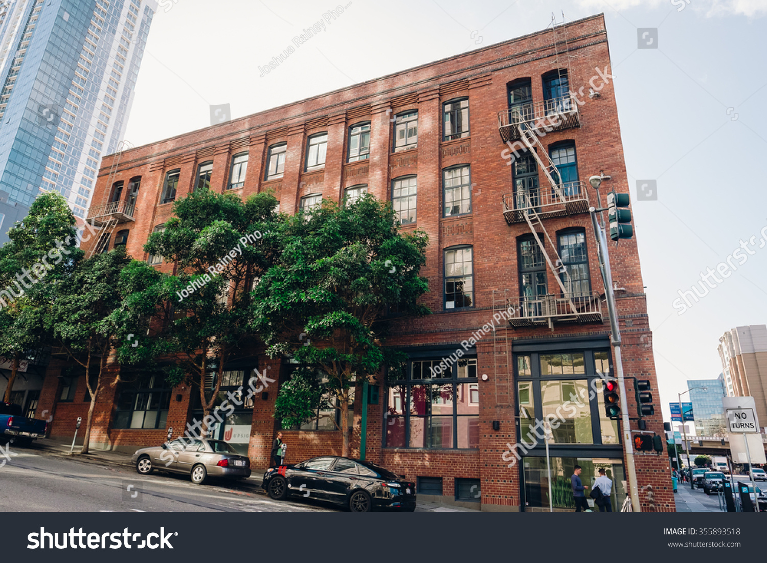 San Francisco Ca December 11 2015 Stock Photo 355893518 ...