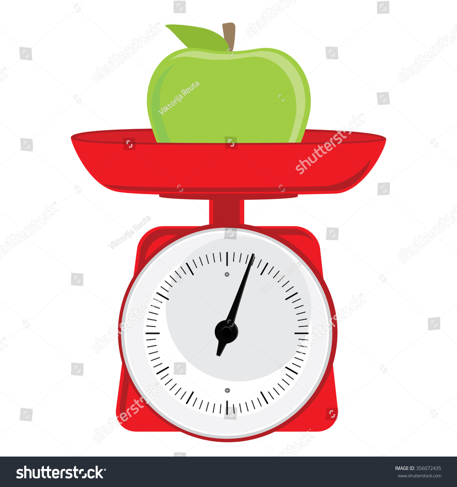 Measuring Weight Cartoon Measuring Weight Clip ...