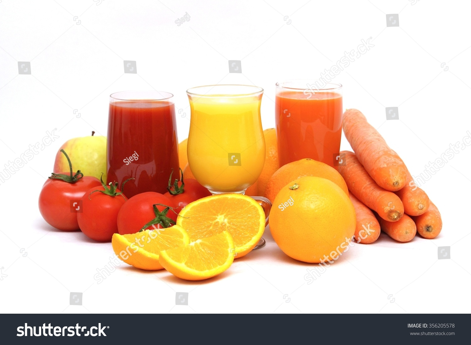 healthy fruit and vegetable drinks red fruits