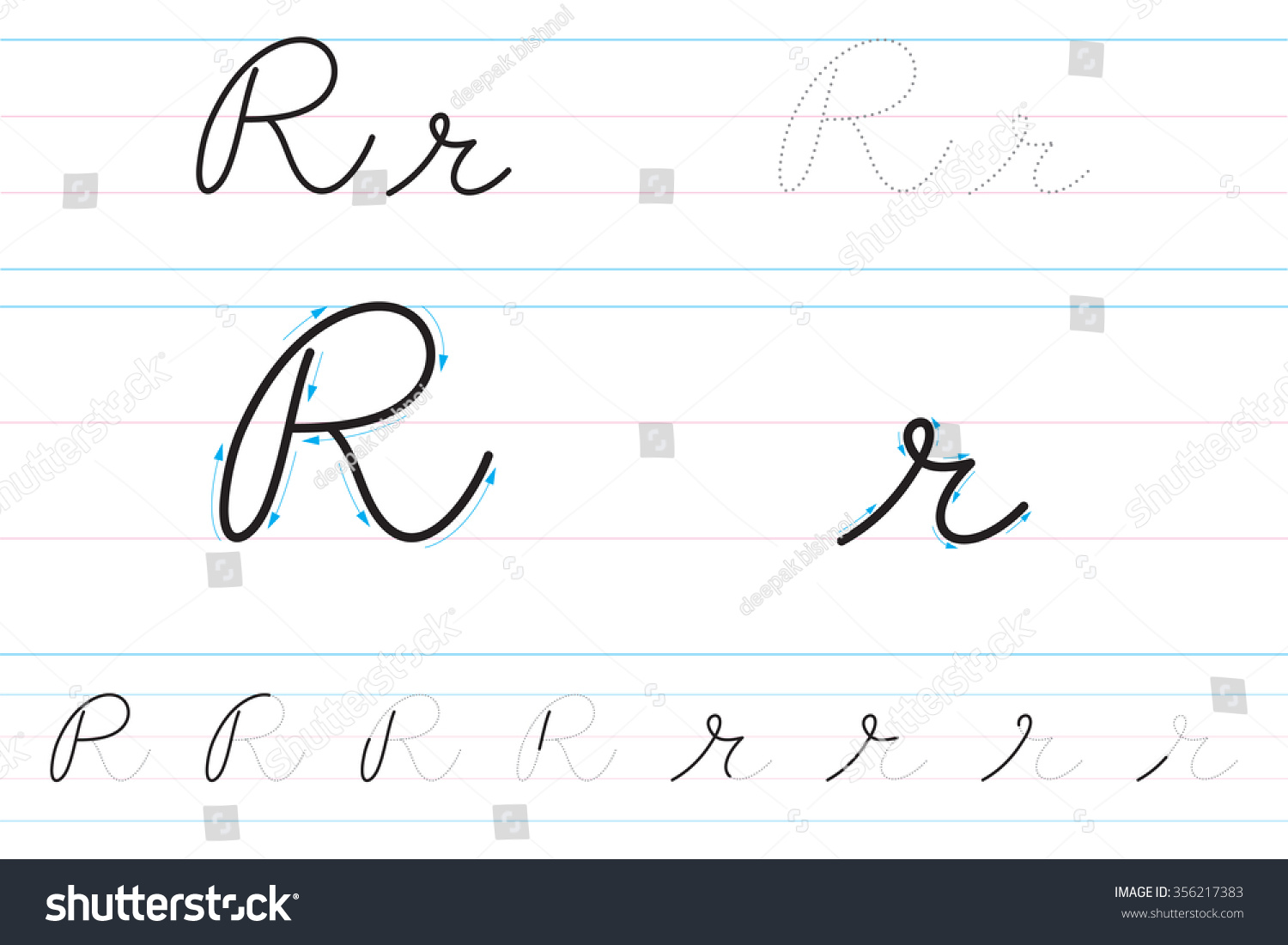 learning to write cursive These free handwriting fonts for teachers mimic lettering used to teach print and cursive handwriting skills some are dashed fonts so that it's easy to trace over them to learn the movements required to form the letters.