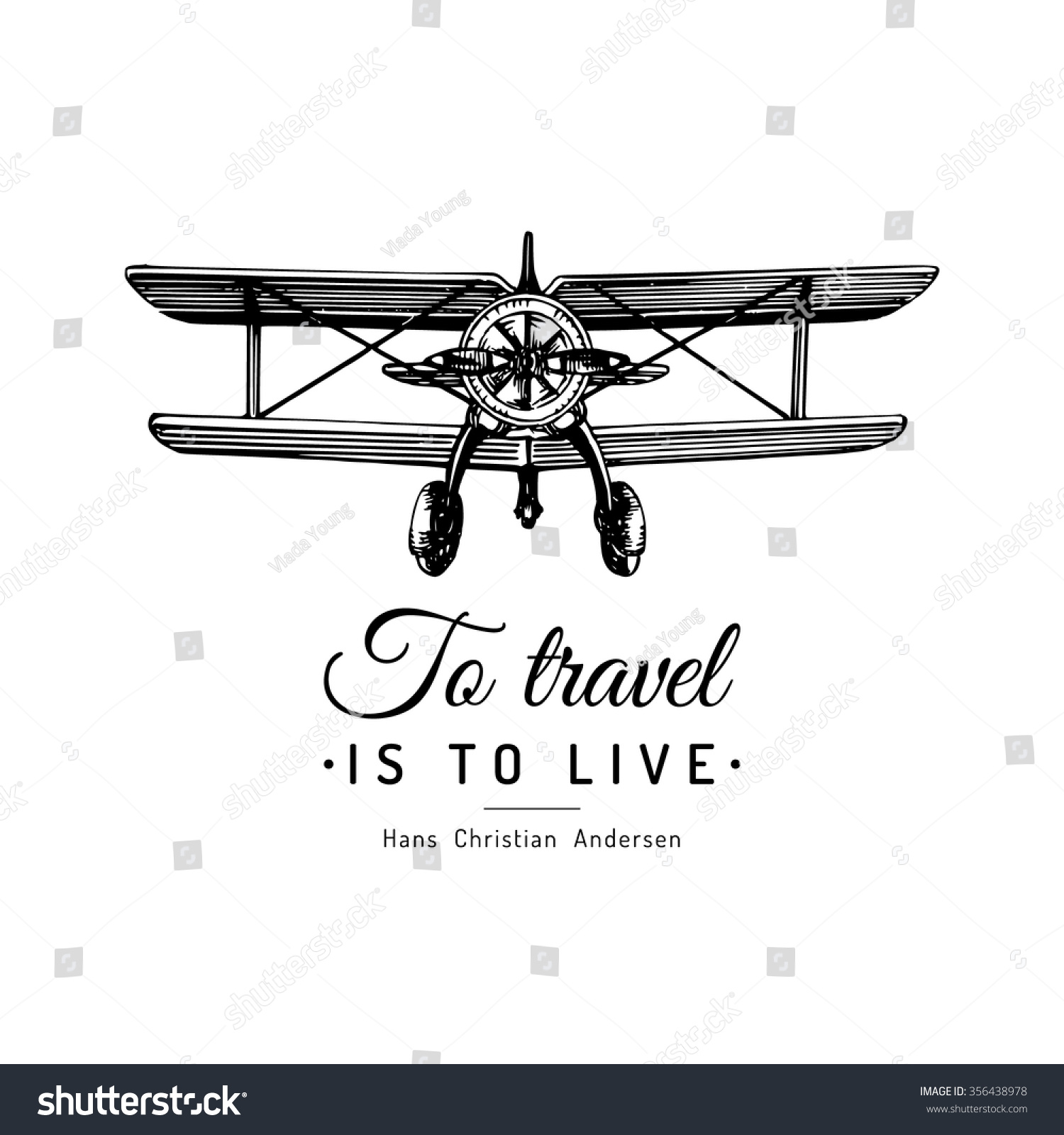 vintage travel clipart black and white - photo #14