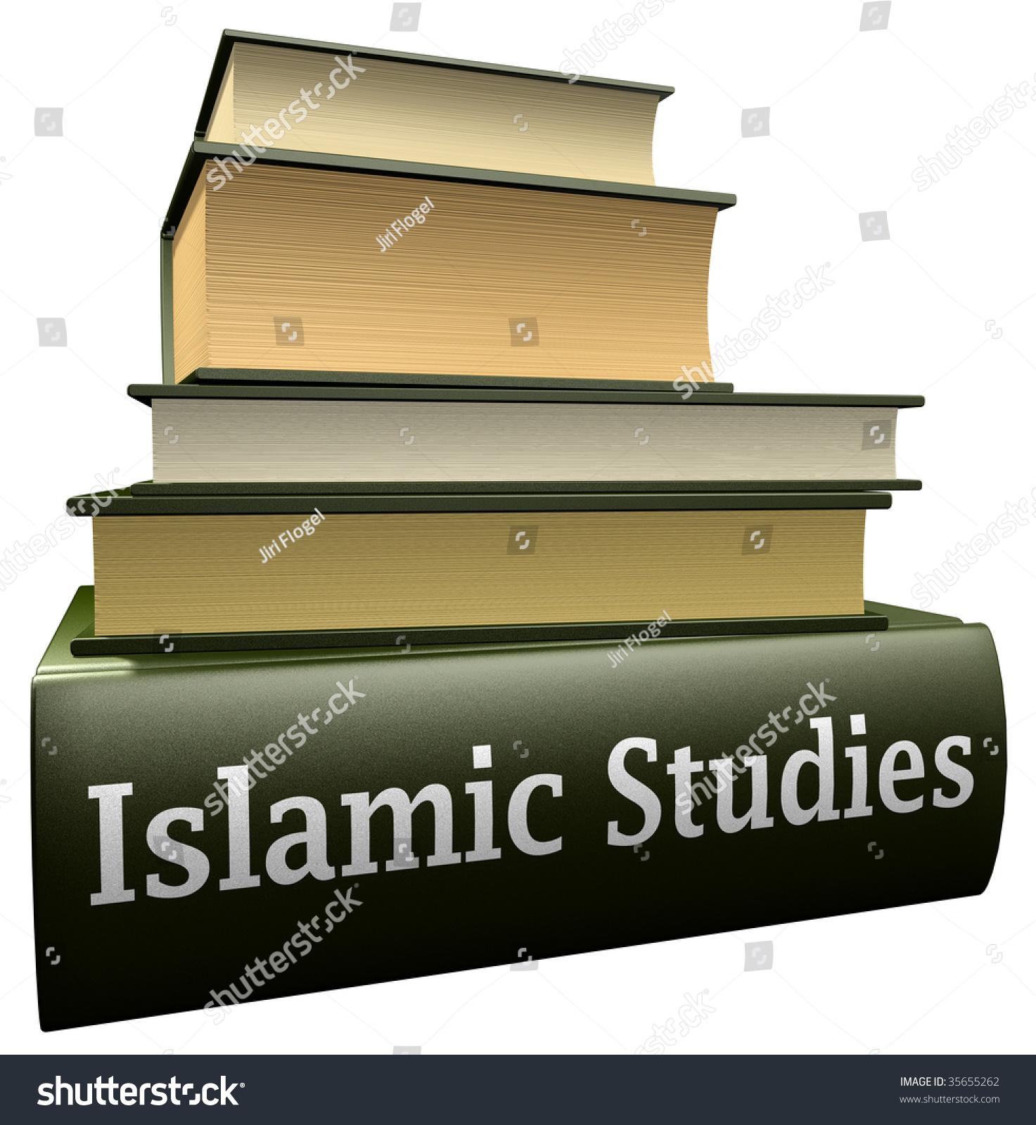 Islamic Studies Stock Photo 35655262