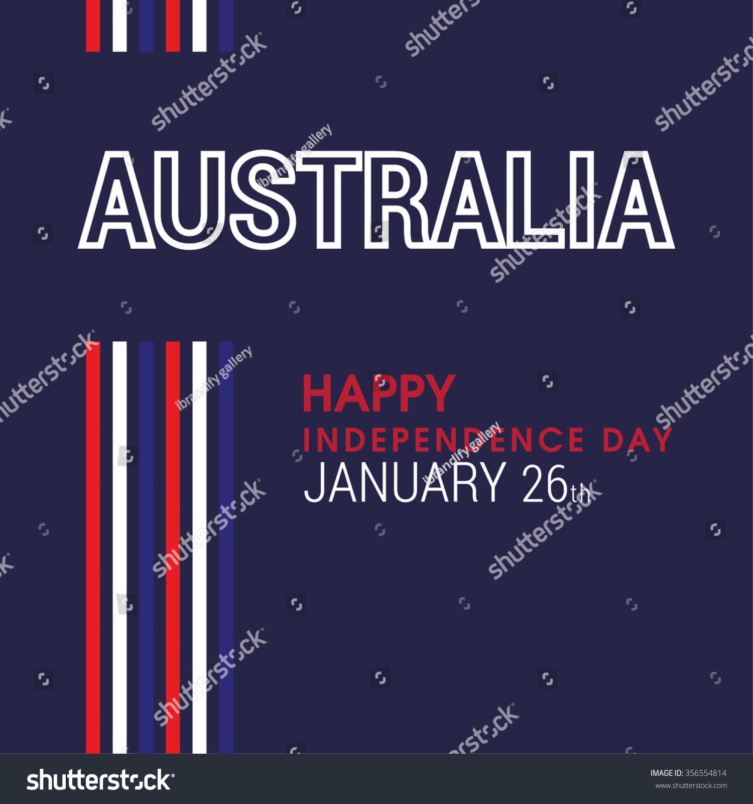 Australia Decoration Of Independence