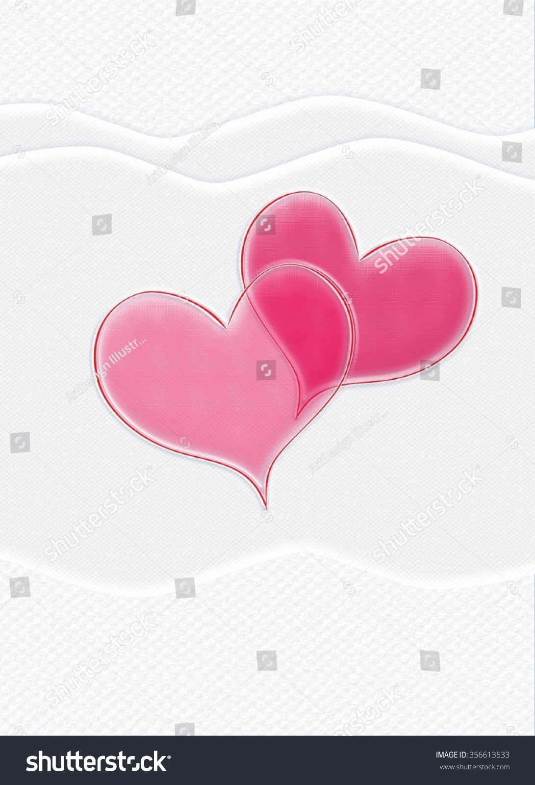 Royalty Free Stock Illustration Of Valentine Day Greeting Cards