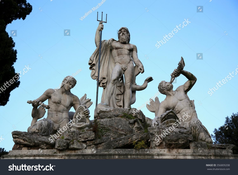 blog neptune statue facebook trum
