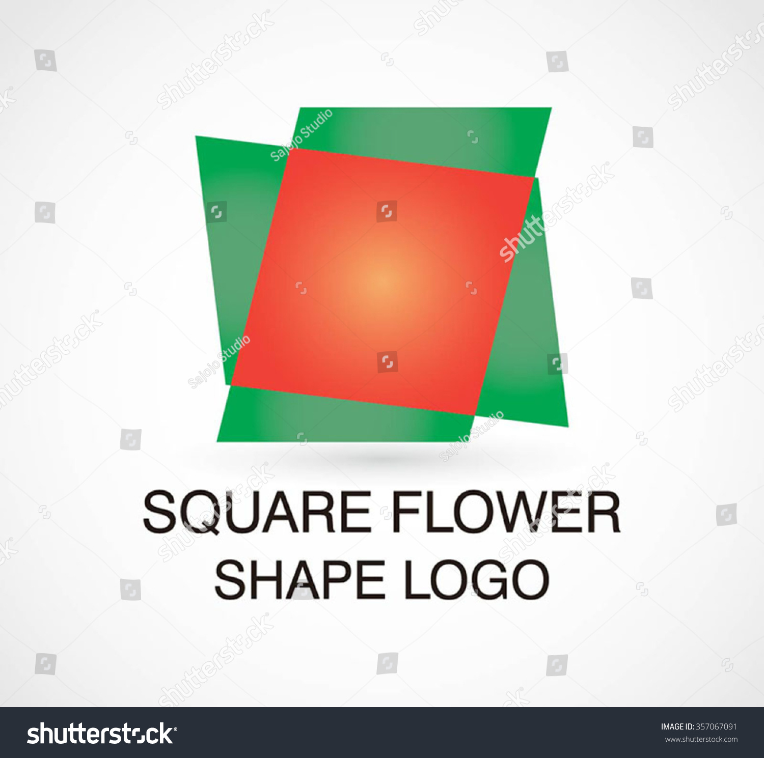 Two squares group abstract vector logo stock vector 357067091 two squares group abstract vector and logo design or template gradient circle business icon of company buycottarizona