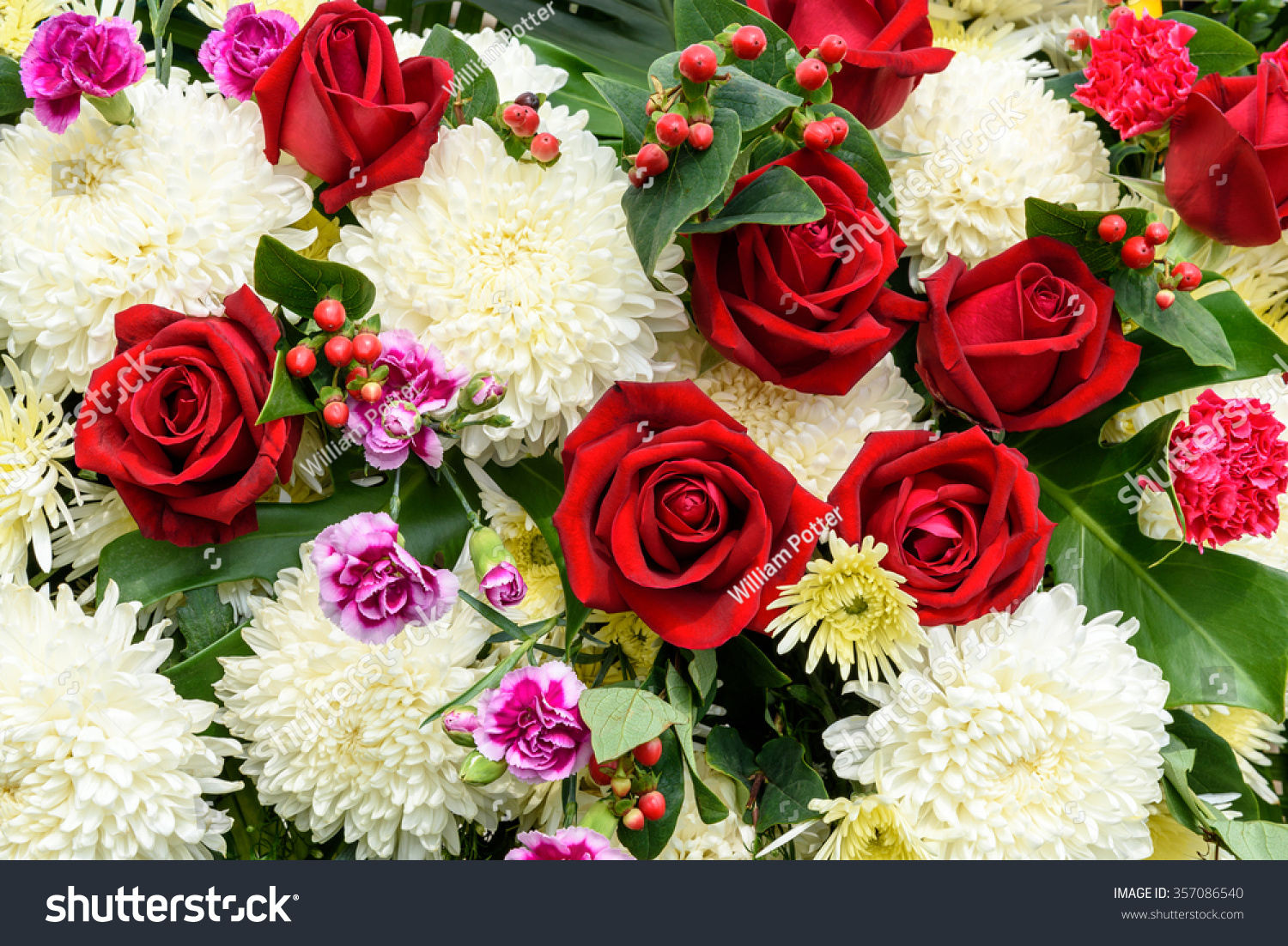 Bunch flowers flower bouquets including red stock photo royalty bunch of flowers flower bouquets including red roses white chrysanthemums and violet carnations izmirmasajfo