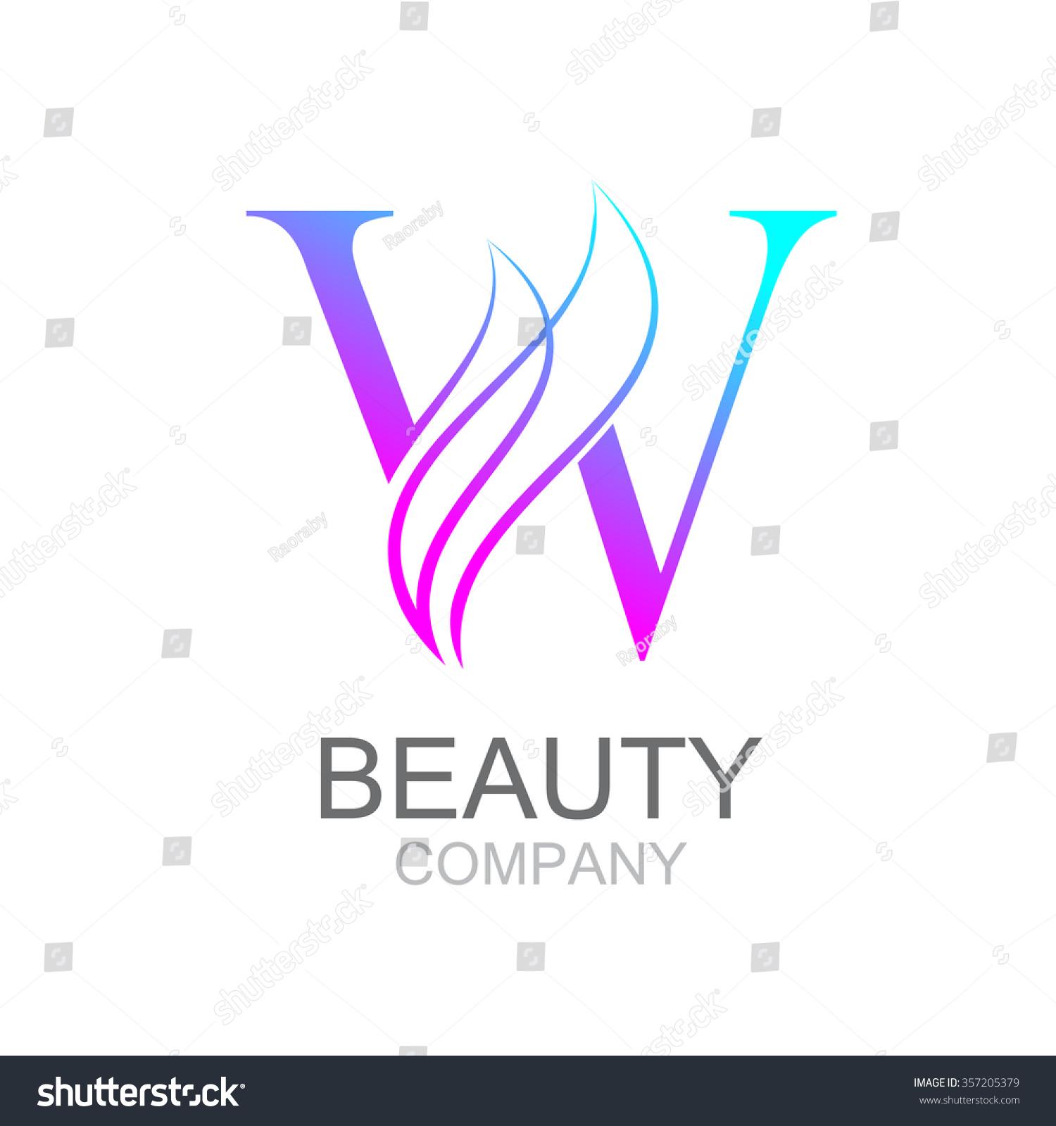 letter W logo de...W Logo Design Vector