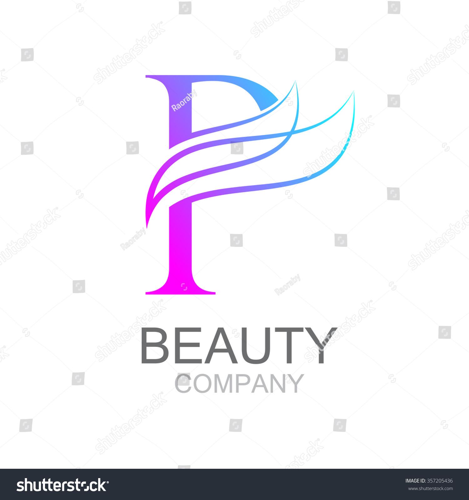 Logo Design Abs... P Design Logo