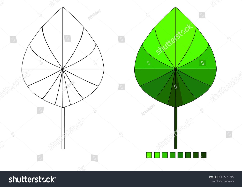 Digital Painting Illustrator Modern Art Computer Stock Vector ...