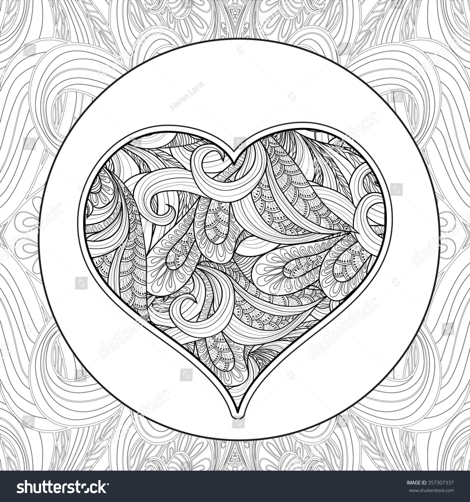 older valentines day coloring pages - photo#47