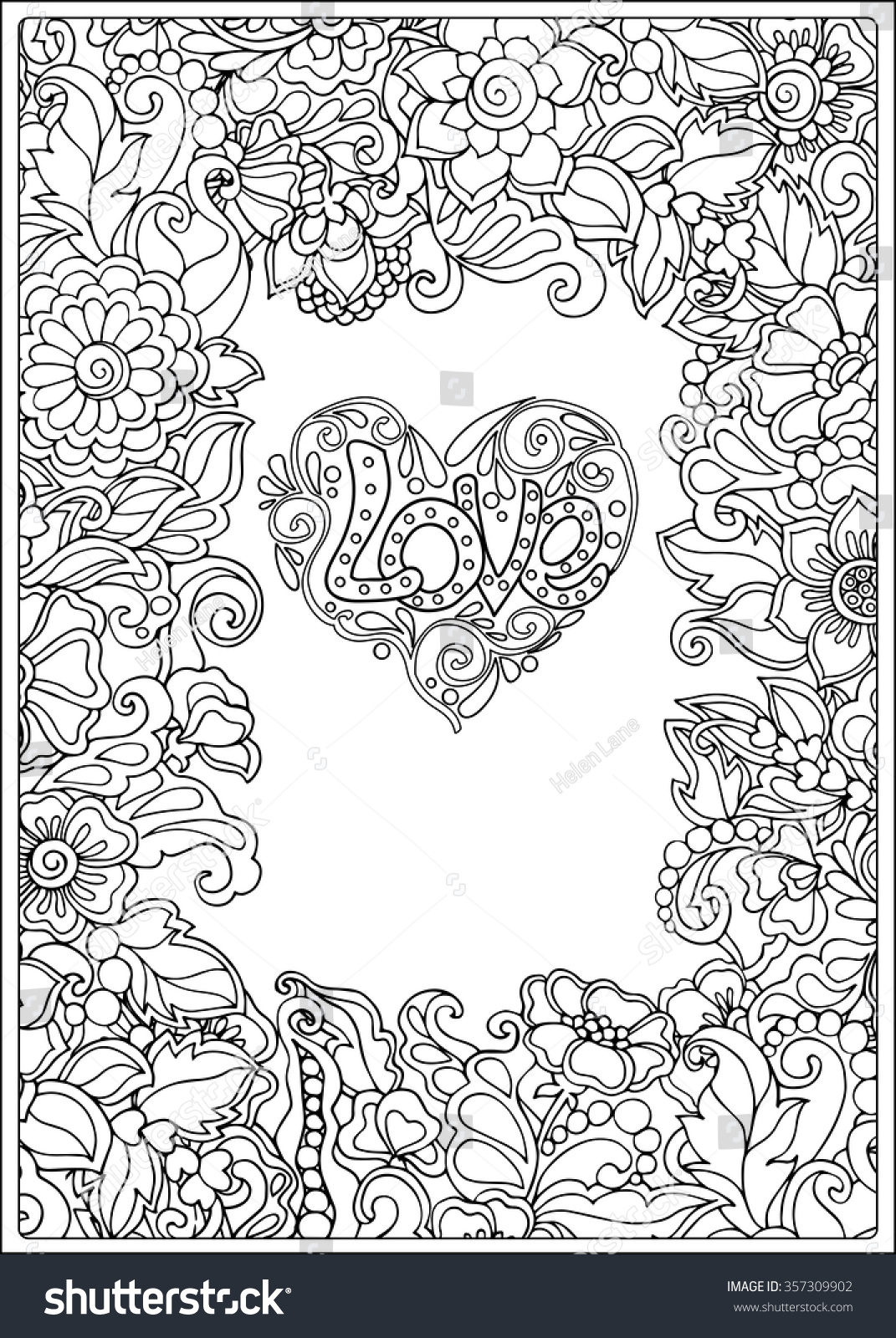 older valentines day coloring pages - photo#5