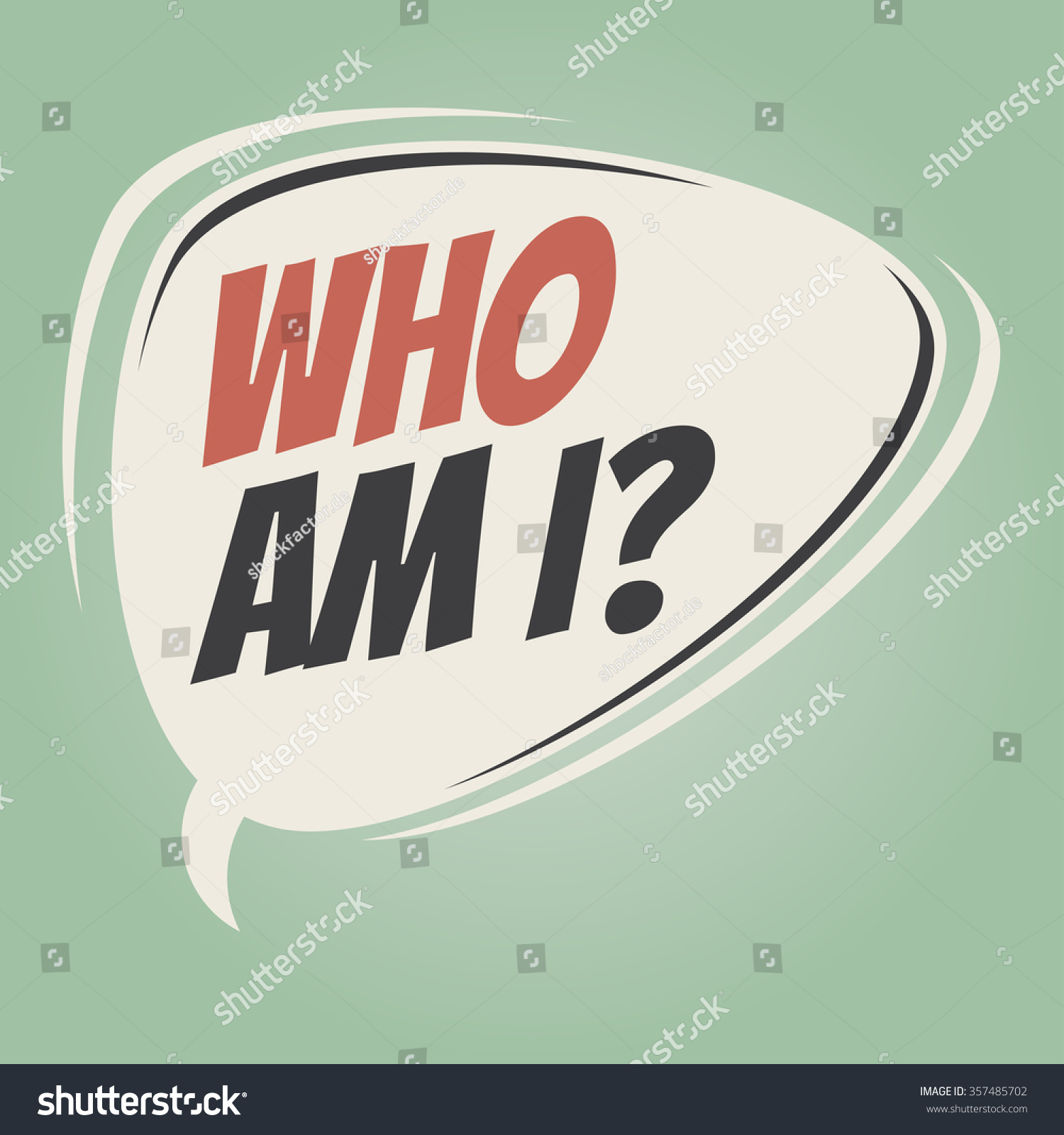 who i am speech Who am i speech due: thursday, january 10 assignment: prepare a 3-5 minute speech that tells us who you are the speech will be worth 100 points and be graded on delivery, content, organization, visual aid, and overall effect.