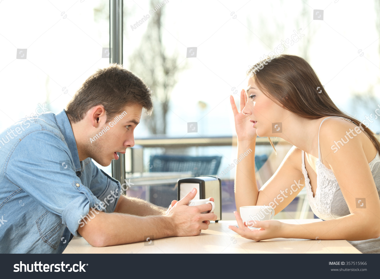Dating a male chauvinist 6