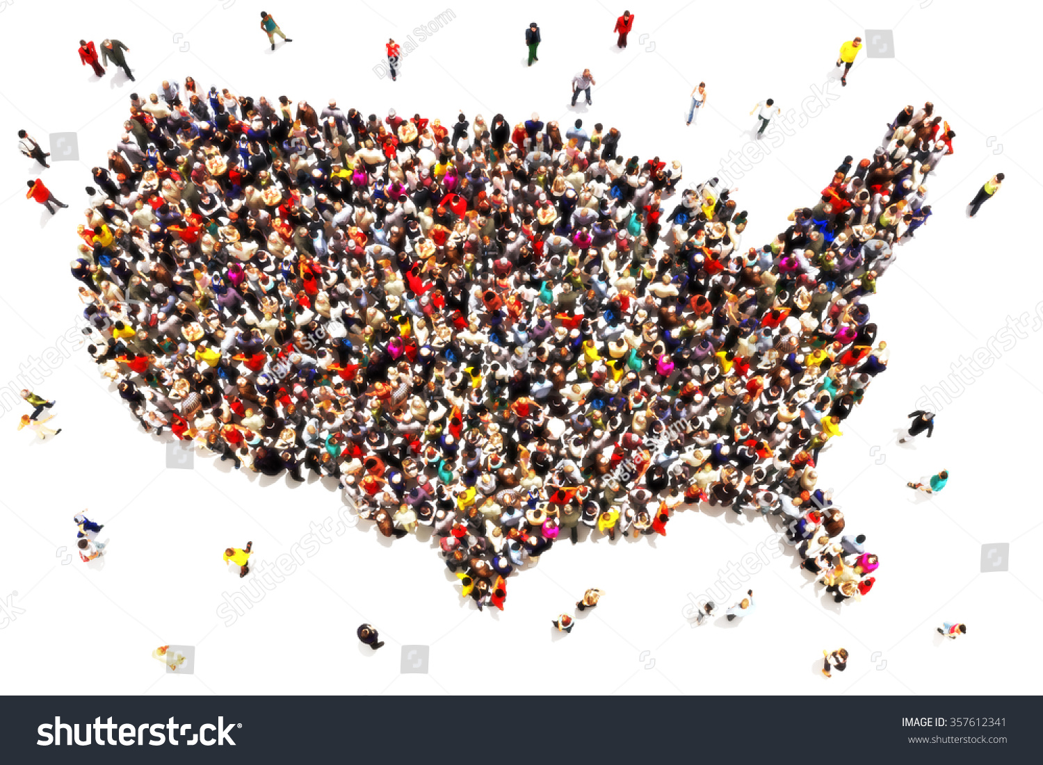an analysis of the immigration and the concept of ethnicity in the united states of america Start studying social problems chapter 3 which of the following concepts refers to a has produced illegal immigration to the united states from mexico.